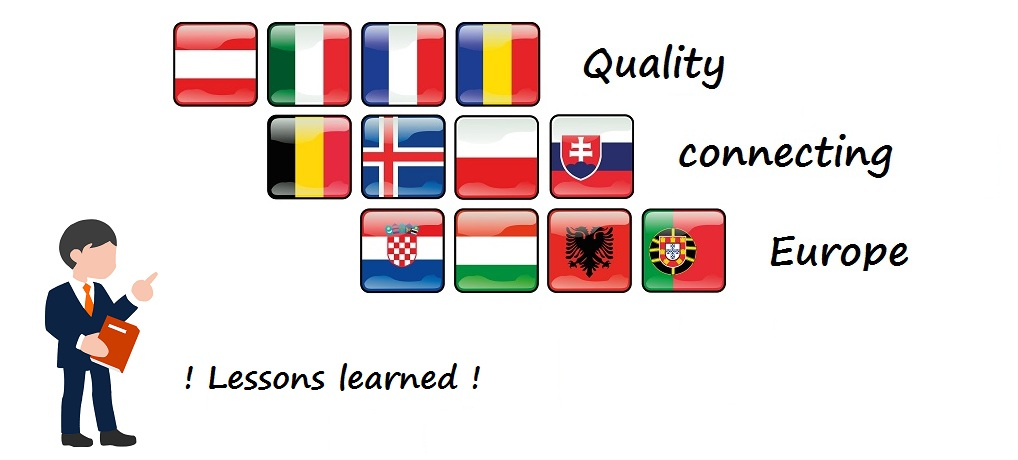 Quality connecting Europe