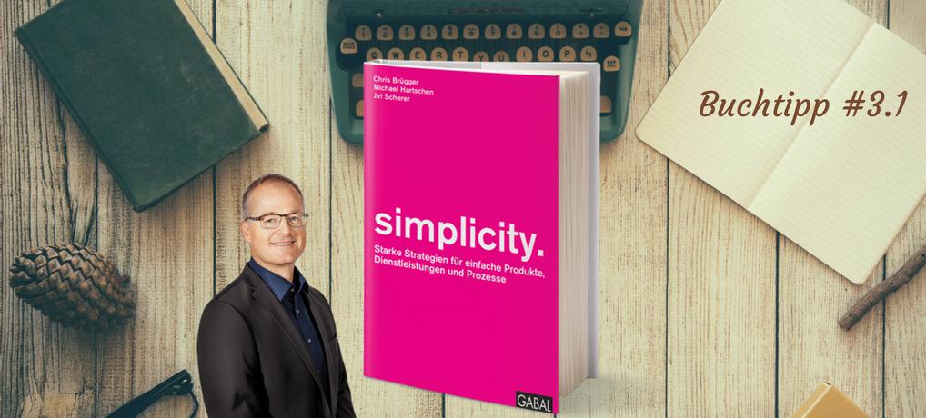 Simplicity Buch