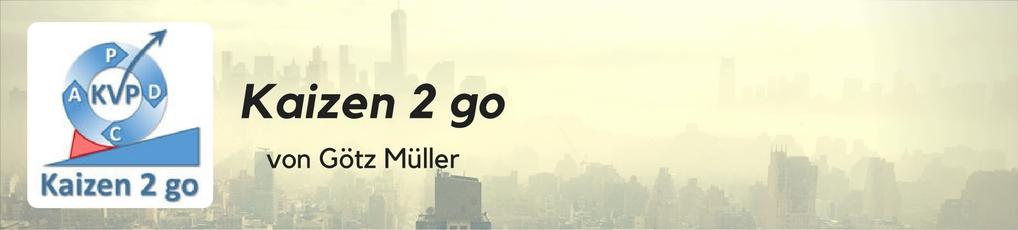 Kaizen 2 go von Götz Müller