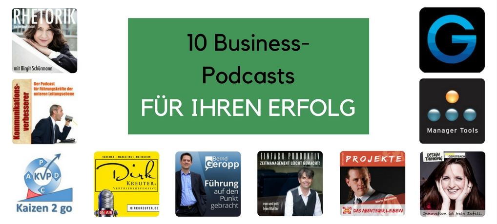 Business-Podcasts