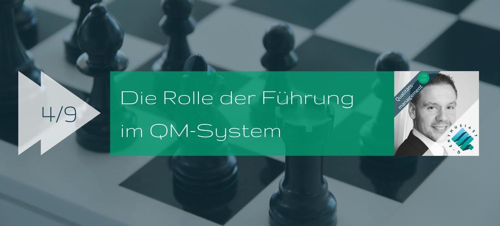 Führung im QM-System