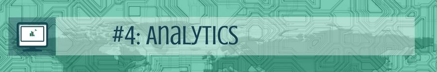Analytics Digitalisierung