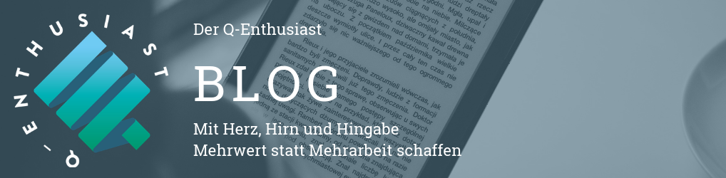 Qualitätsmanagement Blog