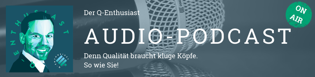 Qualitätsmanagement Podcast