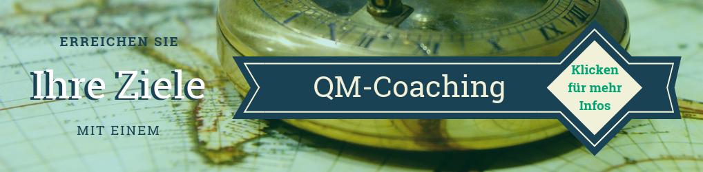 QM-Coaching buchen