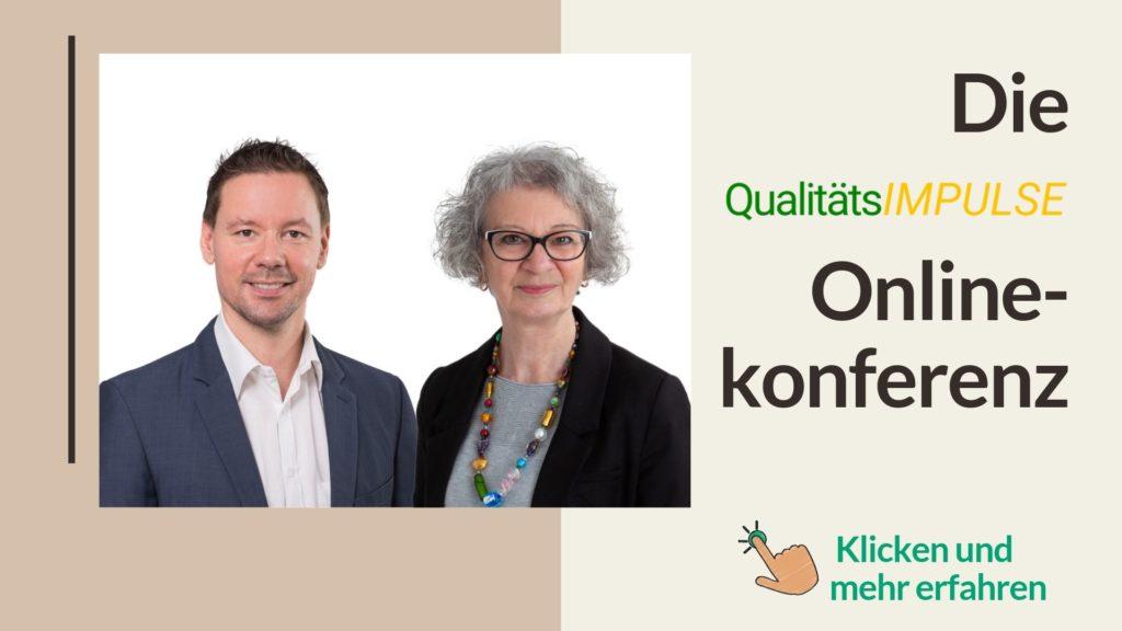 Qualitätsimpulse Online-Konferenz