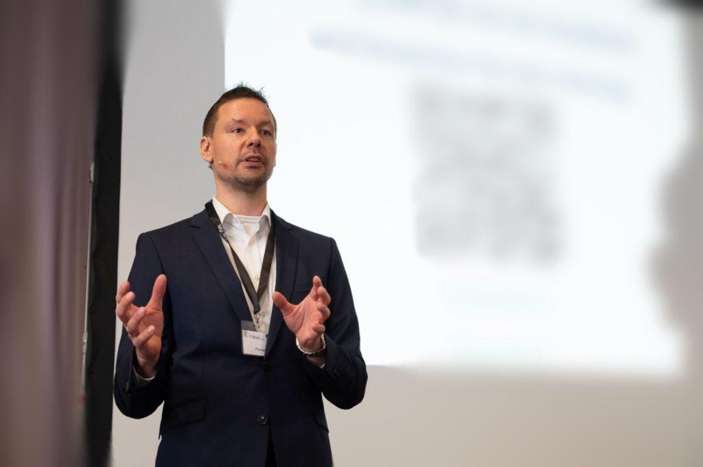 Florian Frankl mit seinem Onlinekurs 1x1 des Qualitätsmanagements