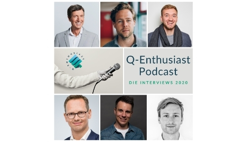 Q-Enthusiast Podcast Interviews 2020